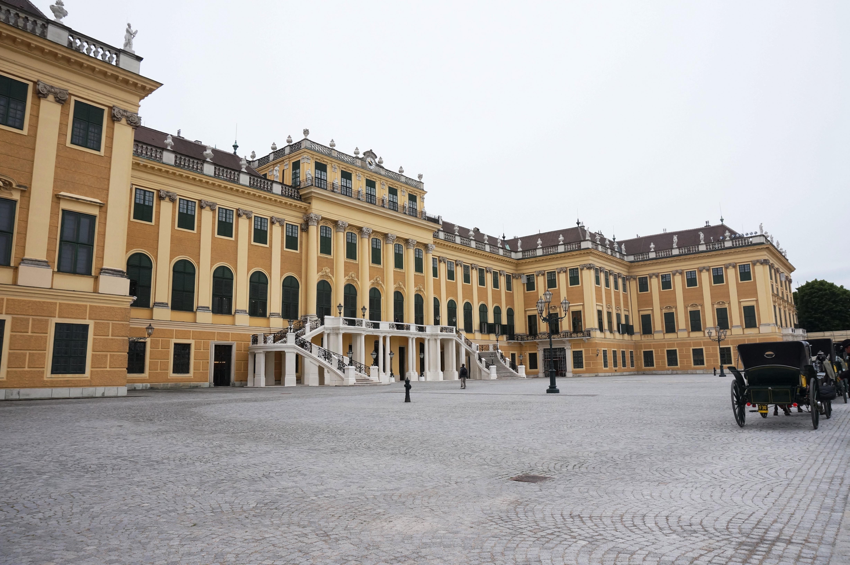 vienne palais de schonbrunn