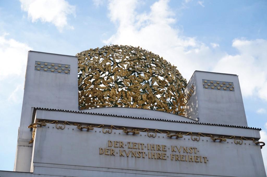 Vienne Pavillon de la Sécession
