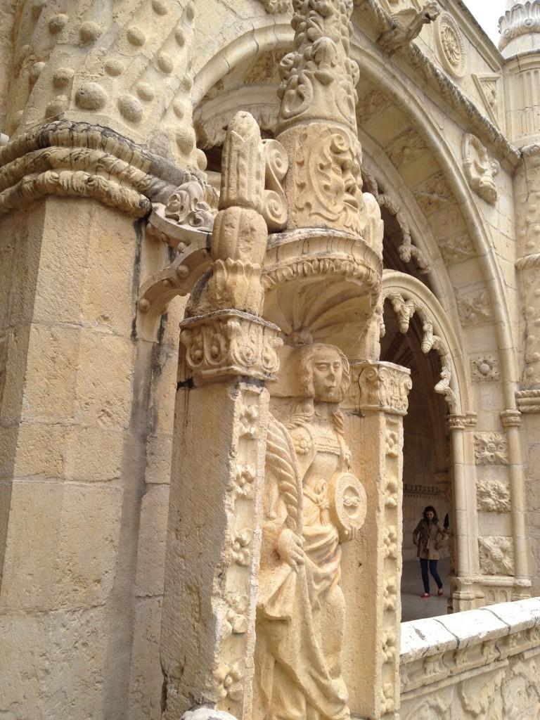 Mosteiro dos Jeronimos (monastère)