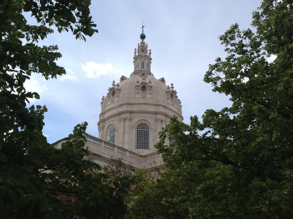 quartier de lapa La Basílica da Estrela