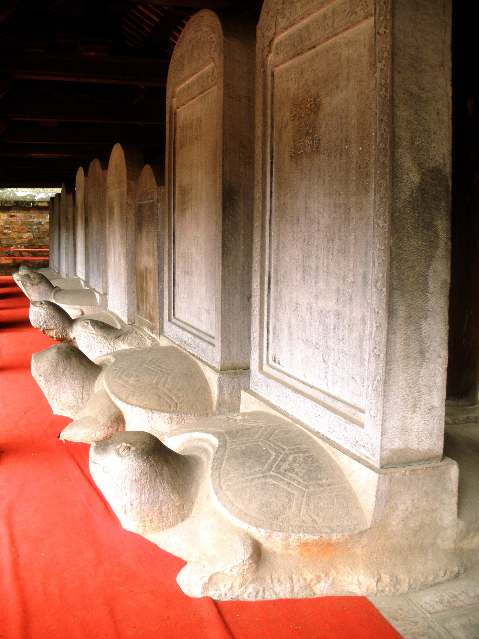 Temple de la littérature - Hanoi