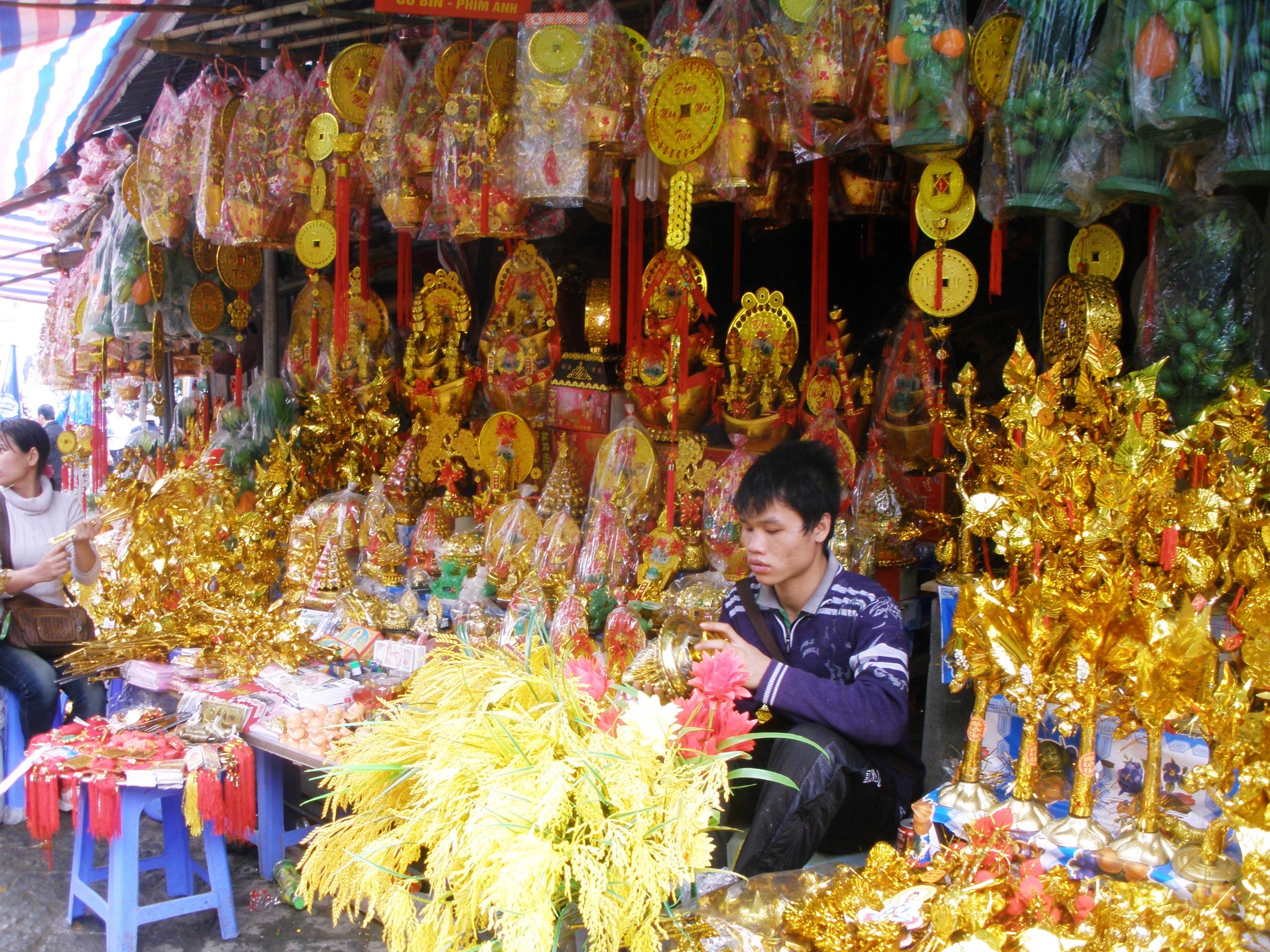 la route des parfums hanoi