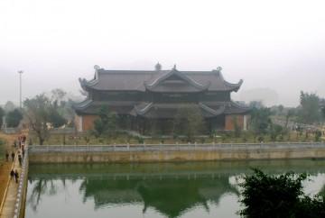 Temple Dinh Tien - Hoa Lu