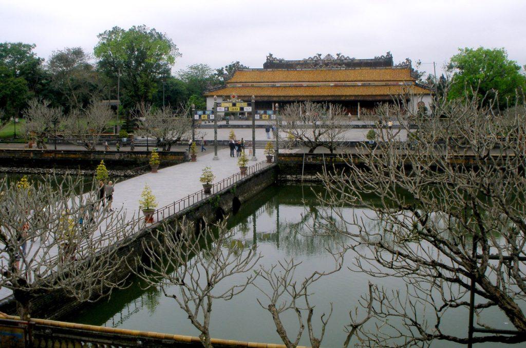 hué cité interdite vietnam