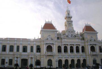 hôtel de ville ho chi minh vietnam