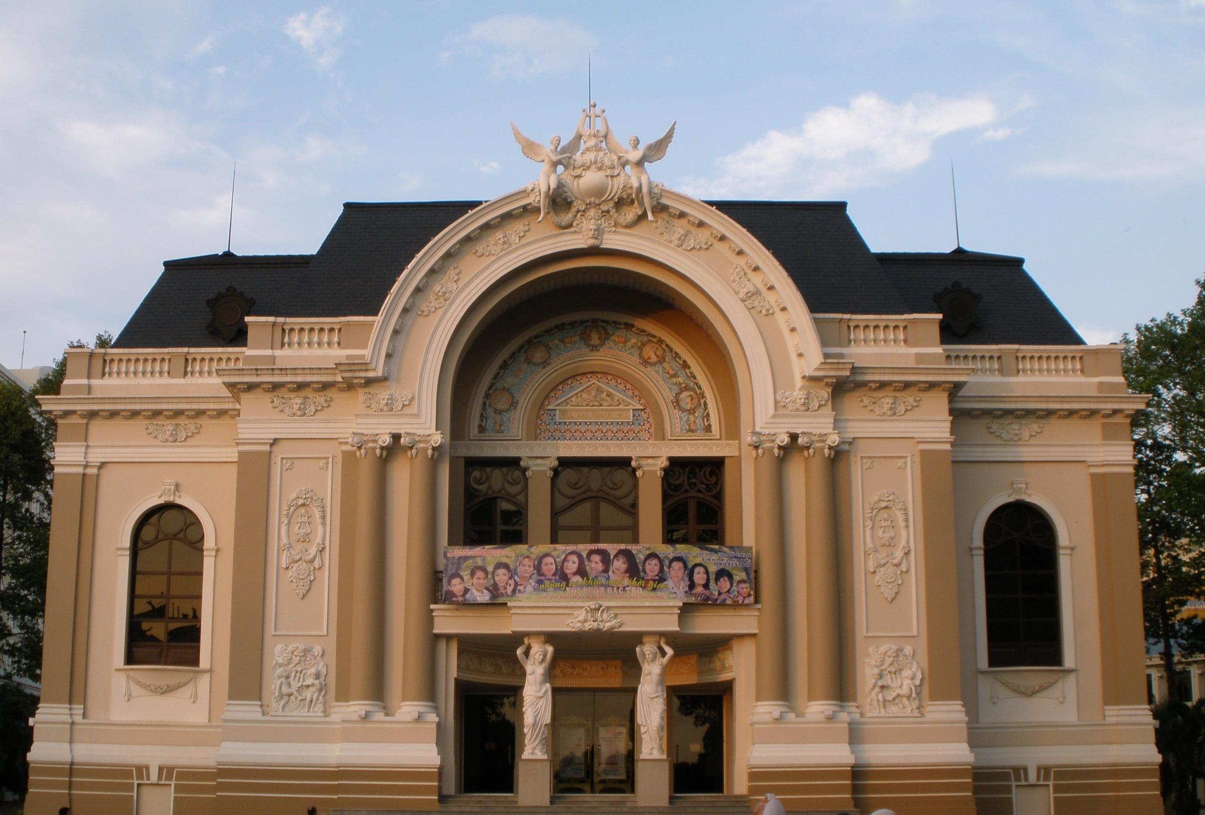 Opéra Ho Chi Minh Ville