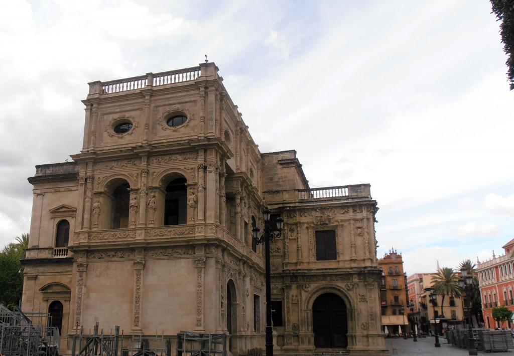 Seville Hotel de ville