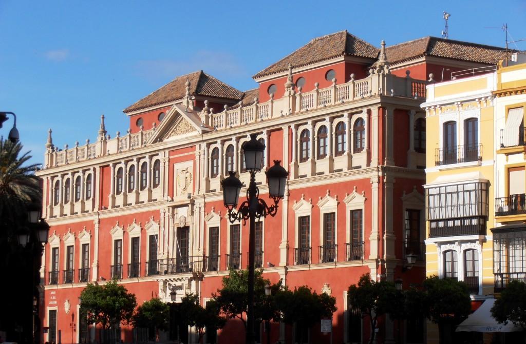 Séville hotel de ville