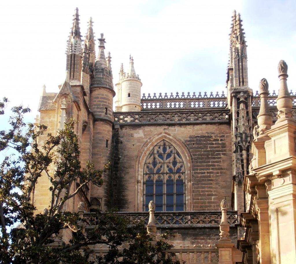 cathédrale séville