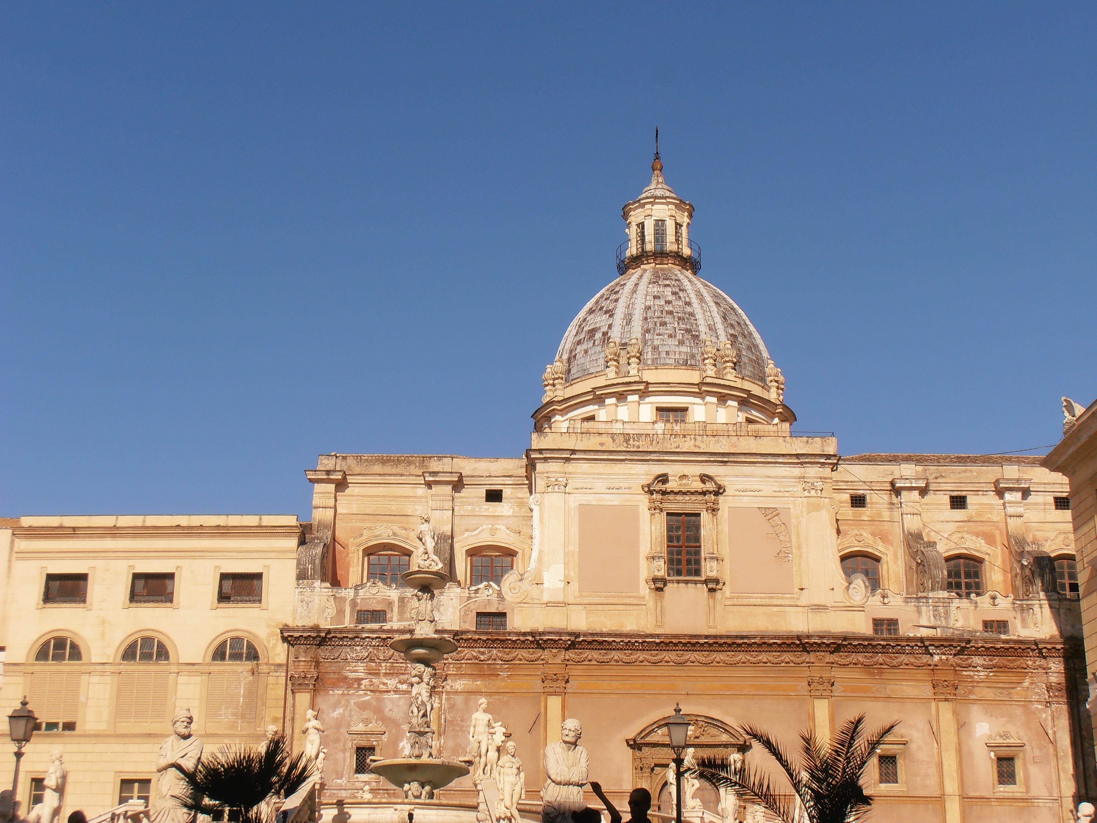 palais normand de palerme