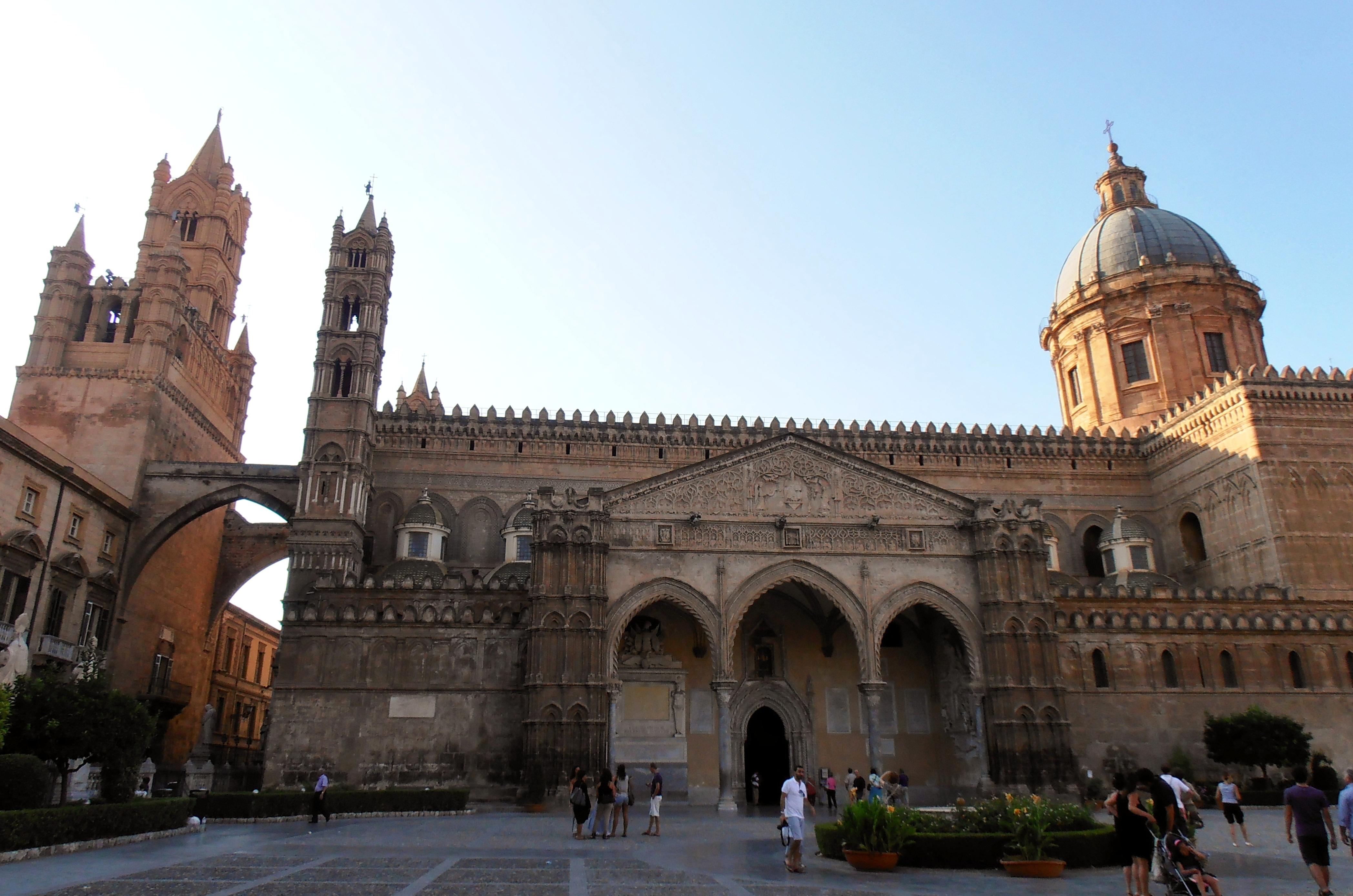 La Cathédrale Palerme Sicile