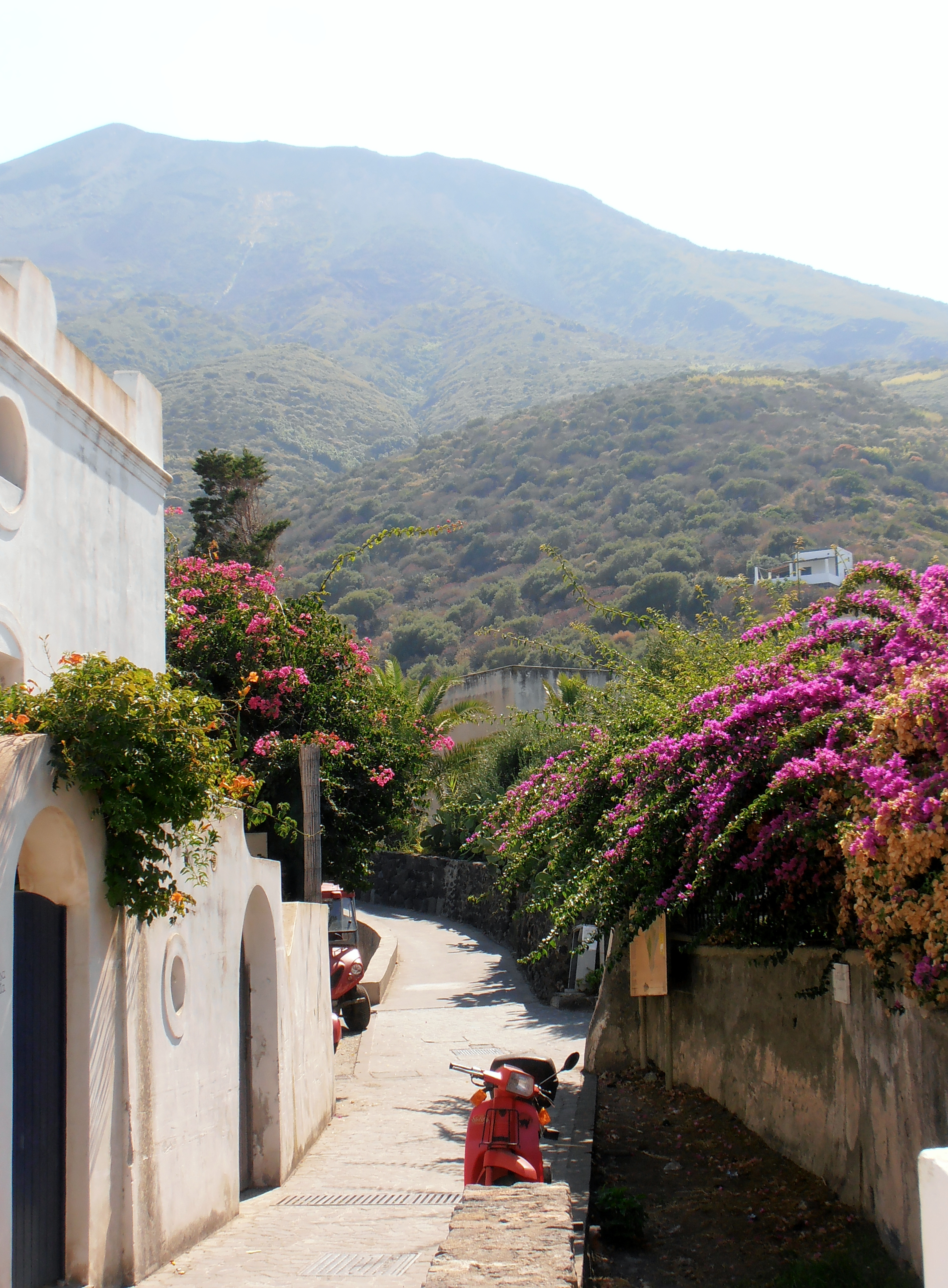 Ile de Stromboli Sicile