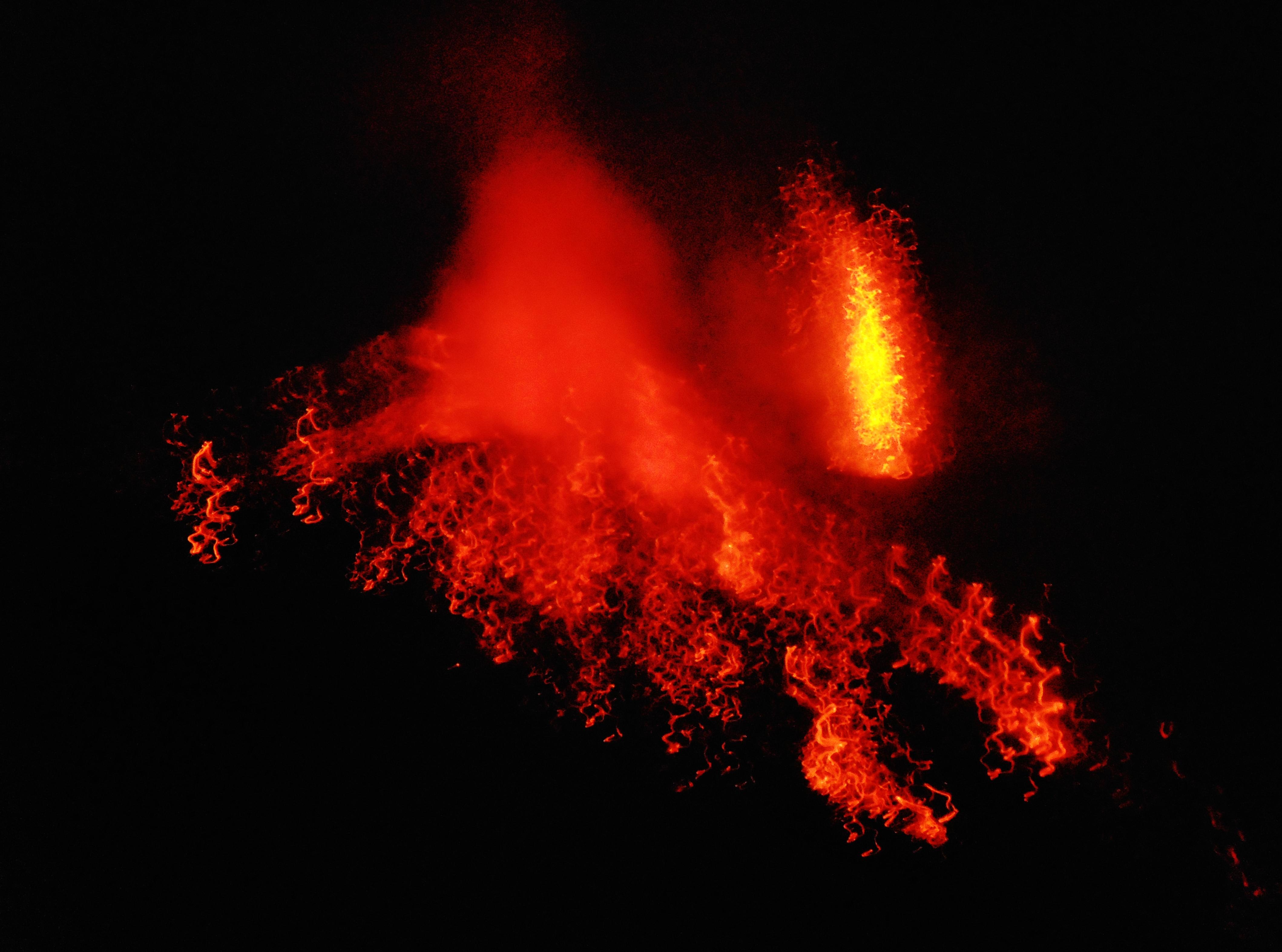 Volcan Stromboli Sicile