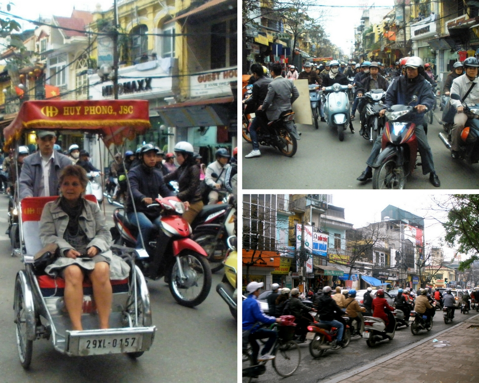 vietnam circulation scooters