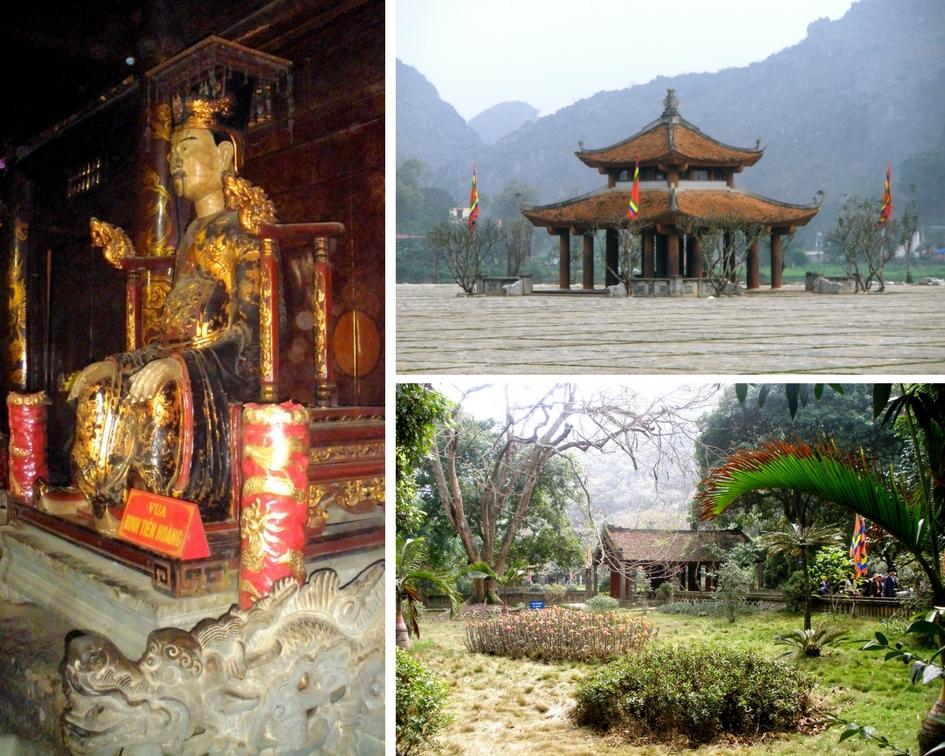 temple du roi Dai Hanh vietnam