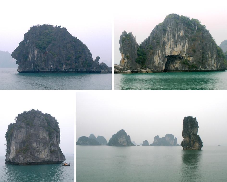 baie d'along vietnam