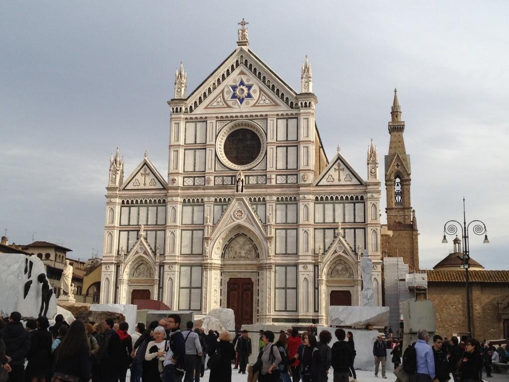 Cathédrale Santa Croce Florence