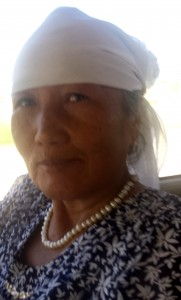femme kirghize