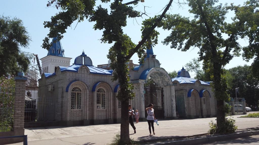 Eglise orthodoxe Bichkek