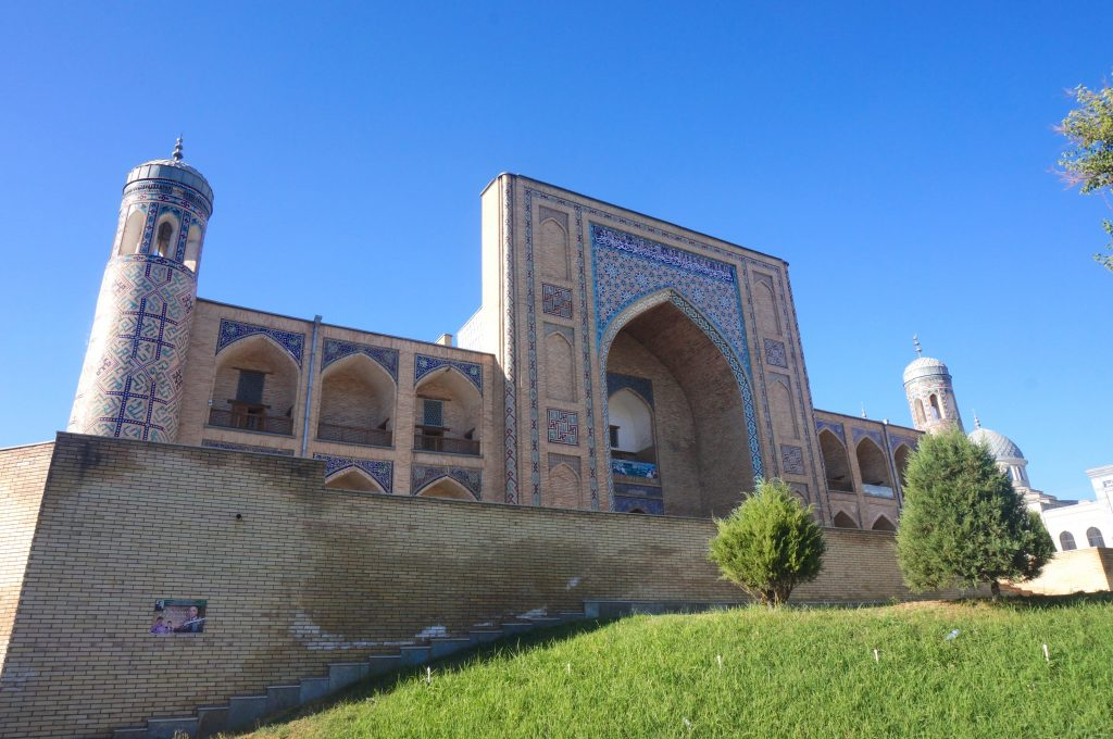 mosquée Koulkedach tachkent ouzbékistan