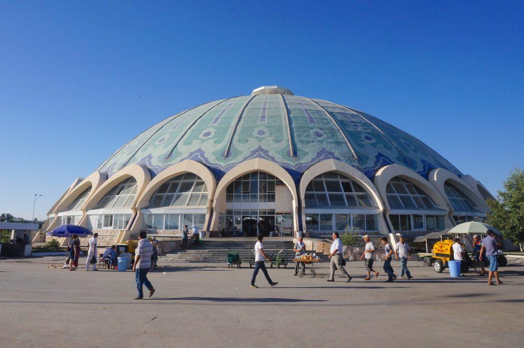 Bazar Chorsu Tachkent ouzbékistan