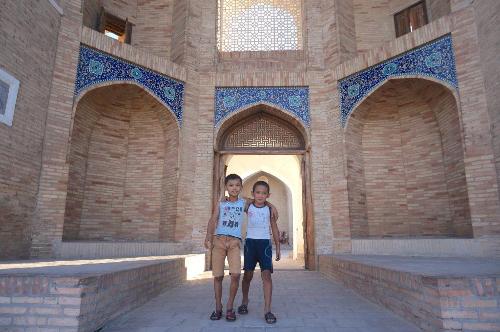 medersa Barak Khan tachkent ouzbékistan