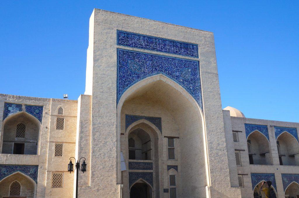 médersa Koukeldache boukhara ouzbekistan