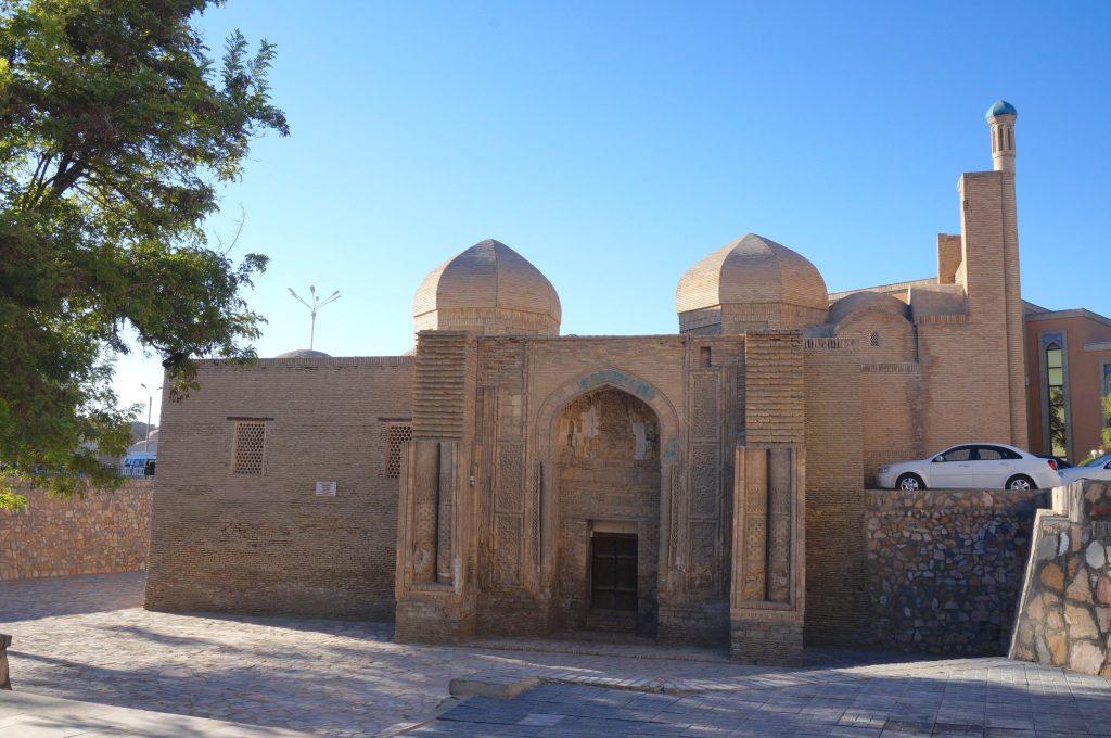 mosquée Magokie Attarie ouzbékistan boukhara