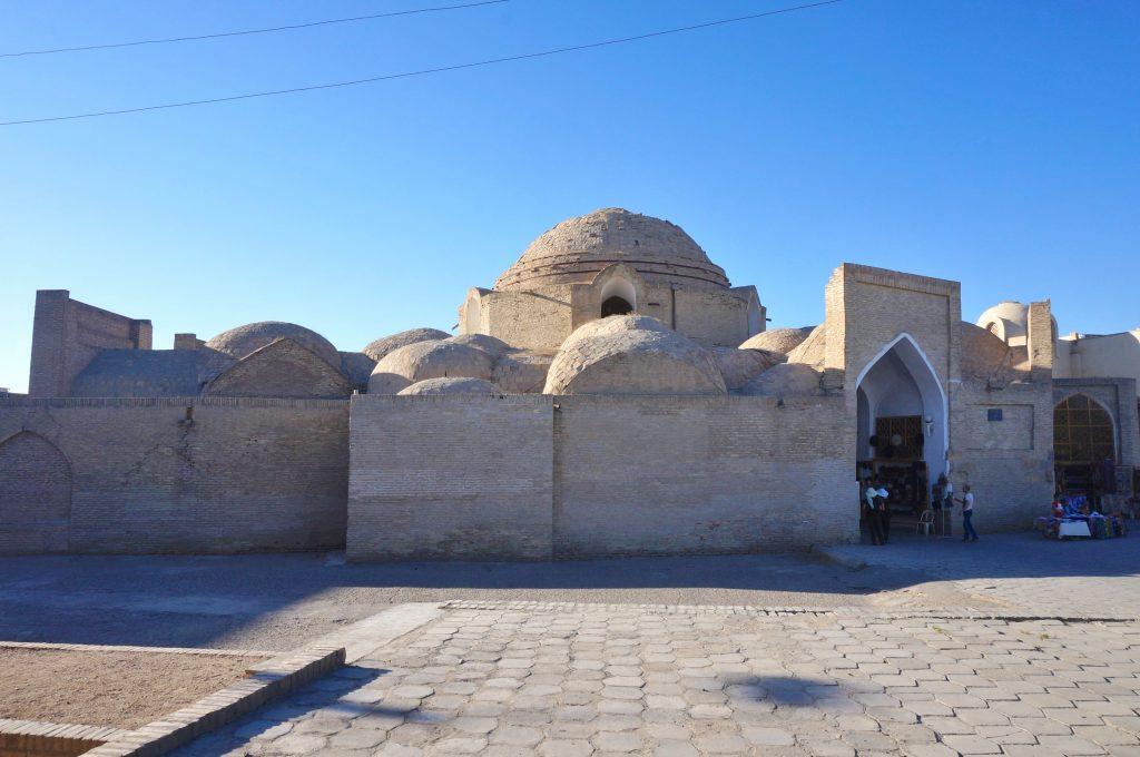 Toki Zargaron ouzbekistan boukhara