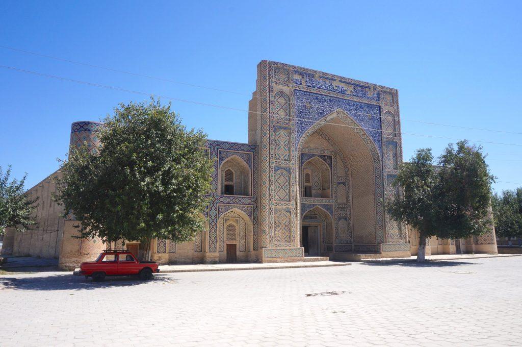 médersa Modari-Khan ouzbékistan boukhara