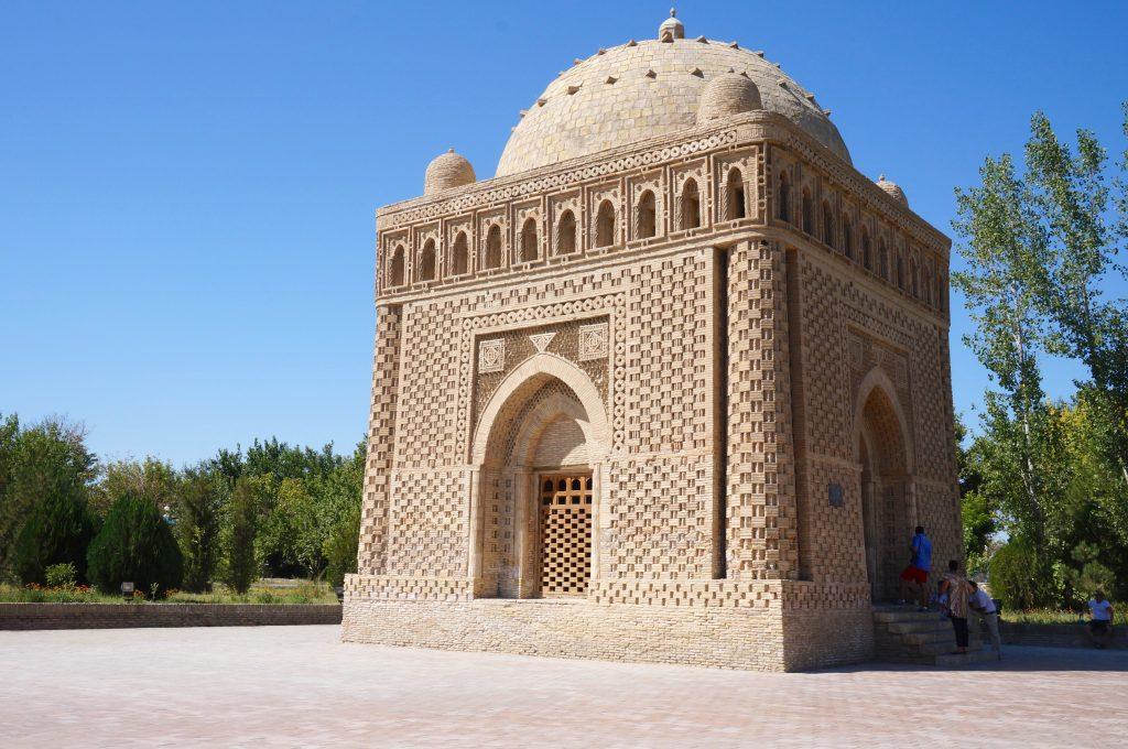 mausolée des Samanides ouzbékistan boukhara