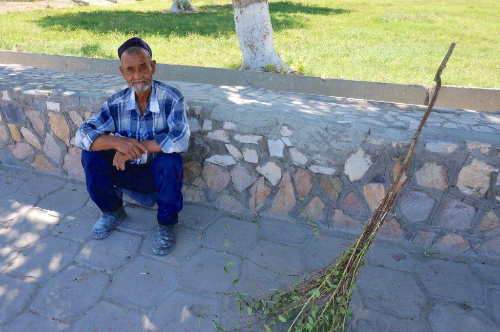 ouzbékistan boukhara homme