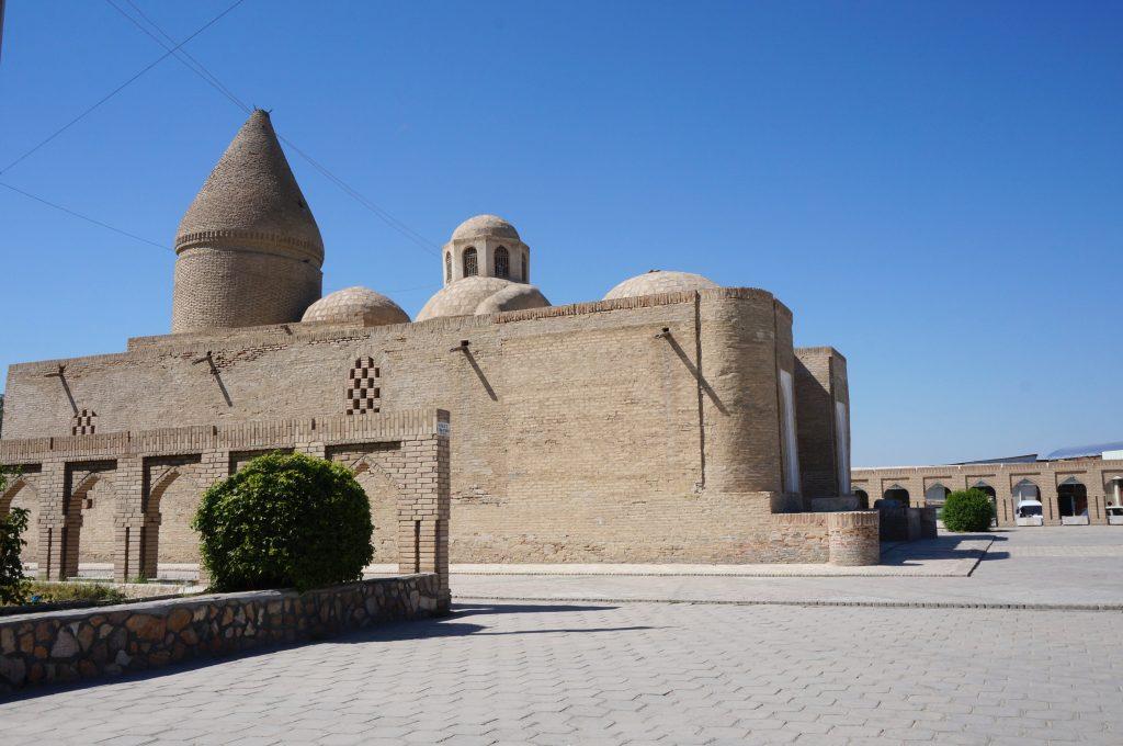 mausolée Tchachmaï Ayub ouzbékistan boukhara