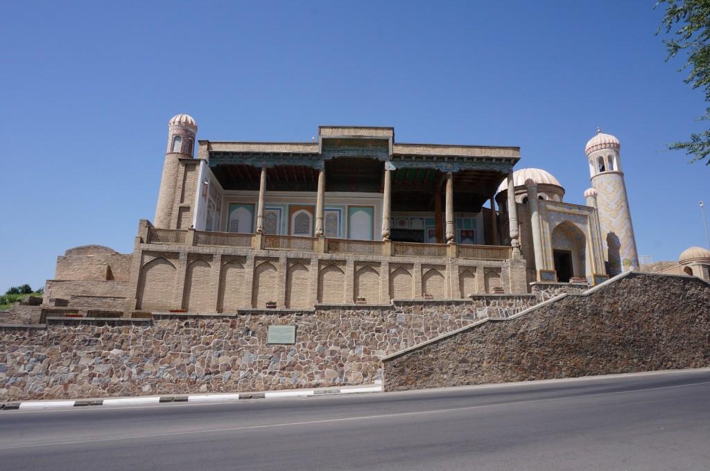 Mosquée Khazrat-Khizr