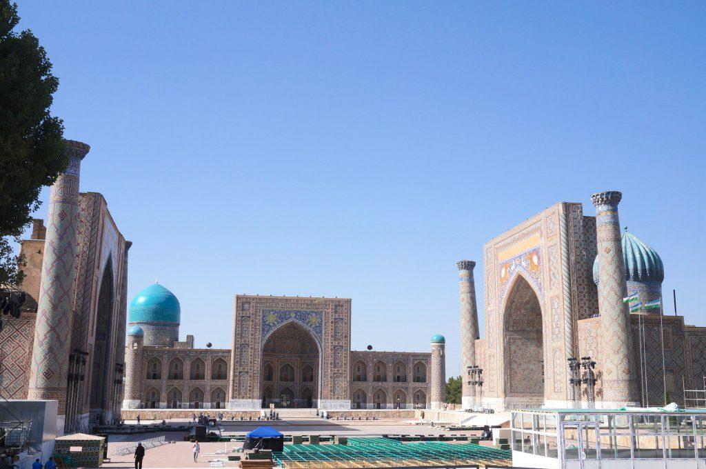 samarcande ouzbékistan