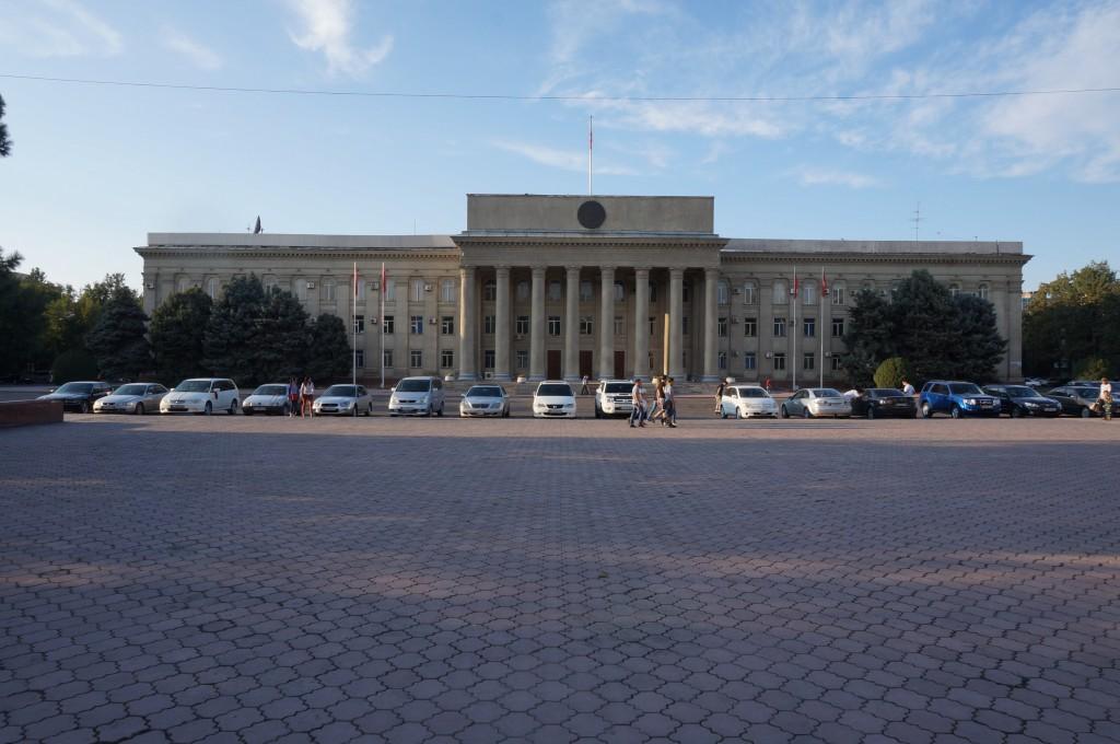 Palais du gouvernement Bichkek