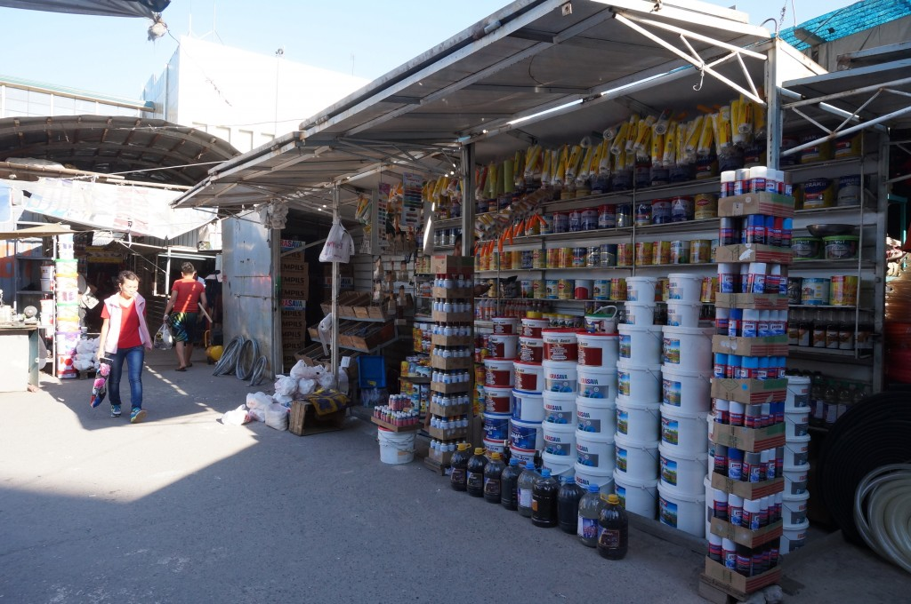 Bichkek bazar d'Och
