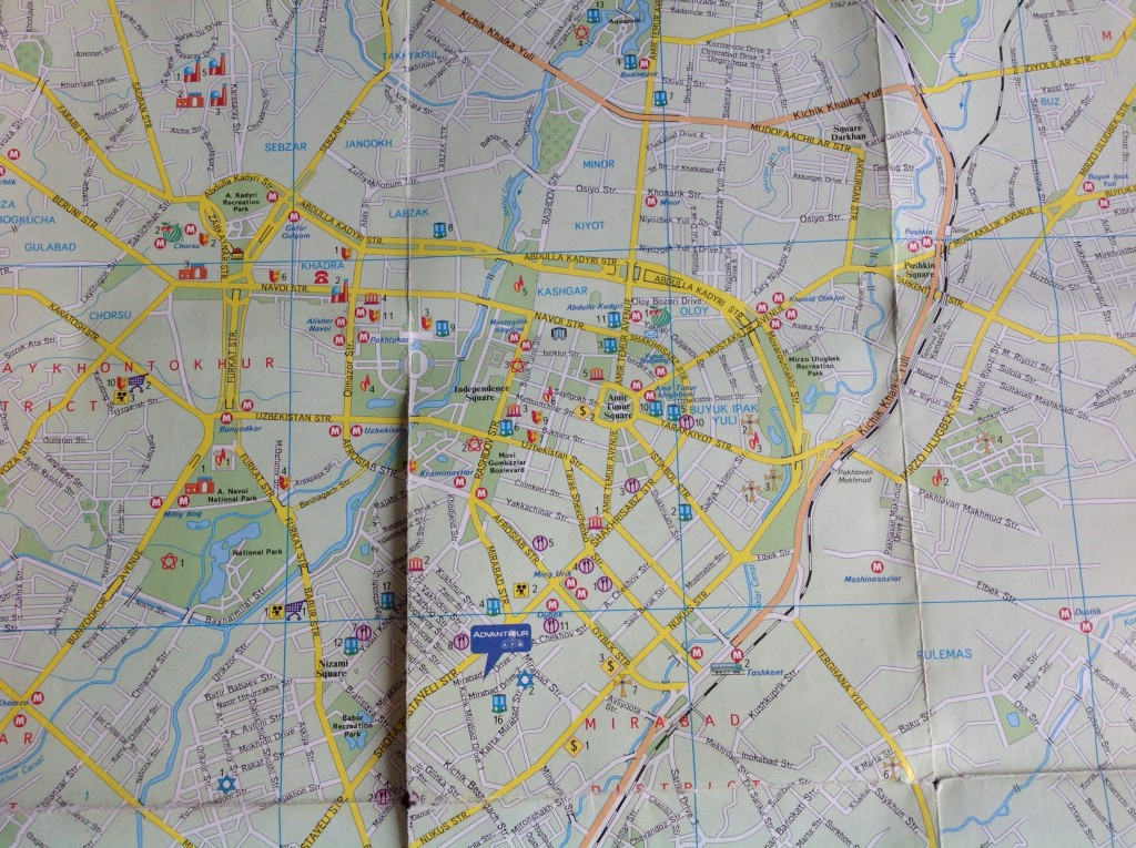 plan de tachkent