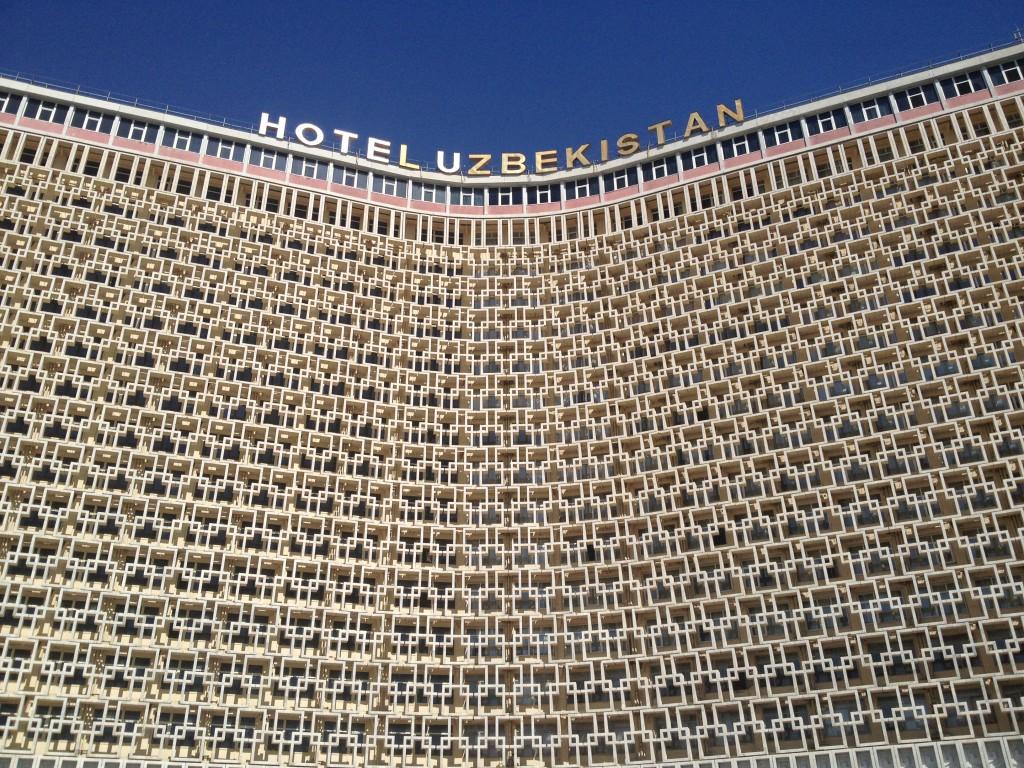 Hôtel Uzbékistan
