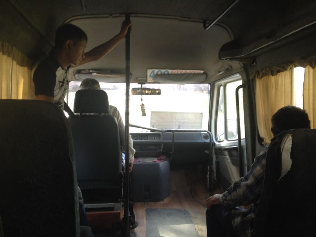 Bus karakol