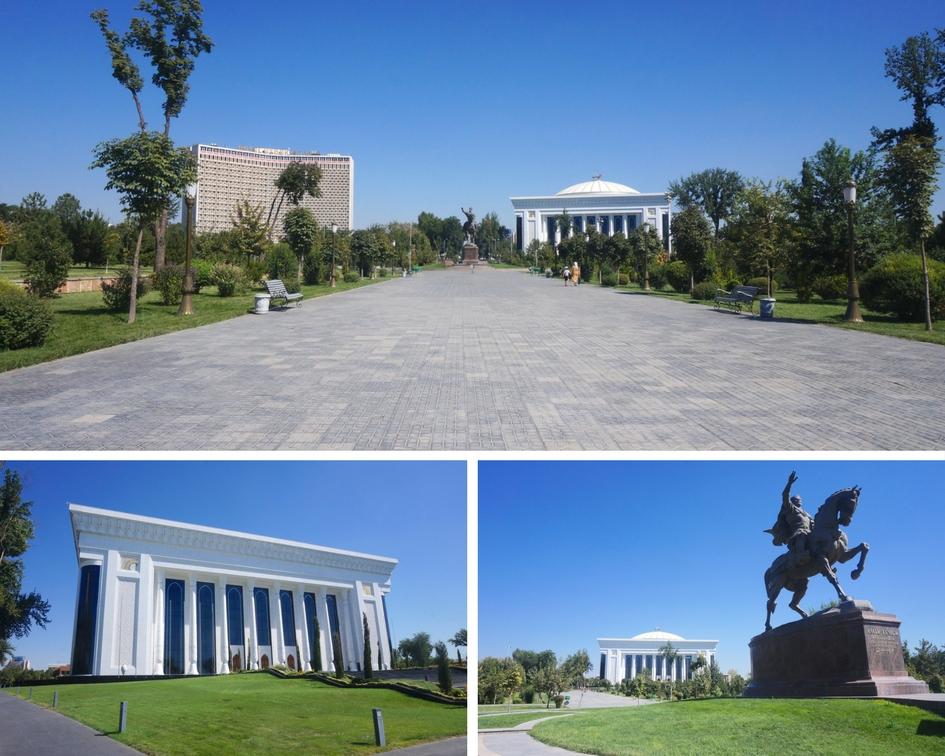 tachkent ouzbekistan