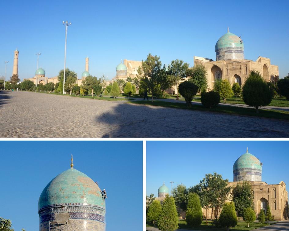 Khast Imam tachkent ouzbékistan