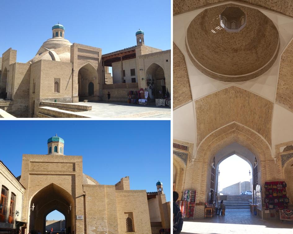 Toki-Sarrofon boukhara ouzbékistan