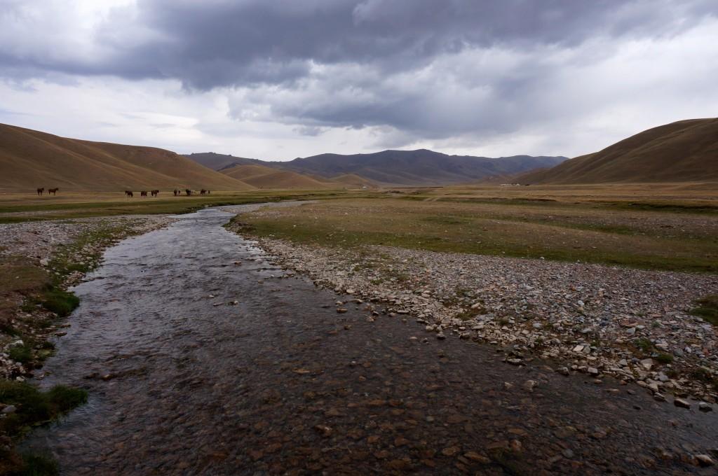 Kirghizistan trek cheval