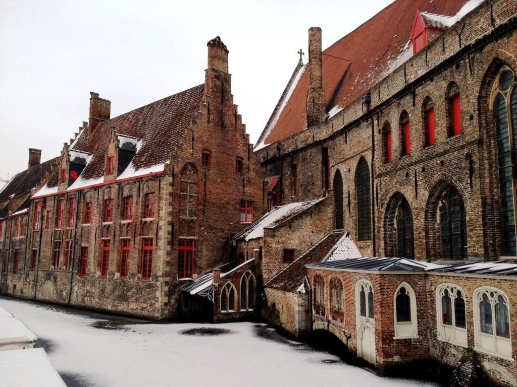 Hôpital Saint-Jean Bruges
