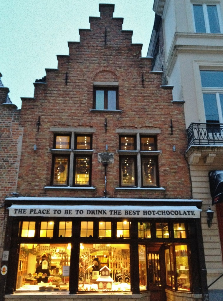 Chocolaterie Bruges