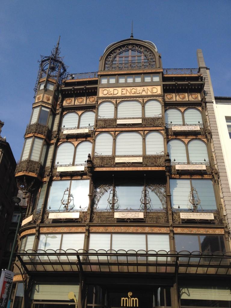 Bruxelles Art Nouveau