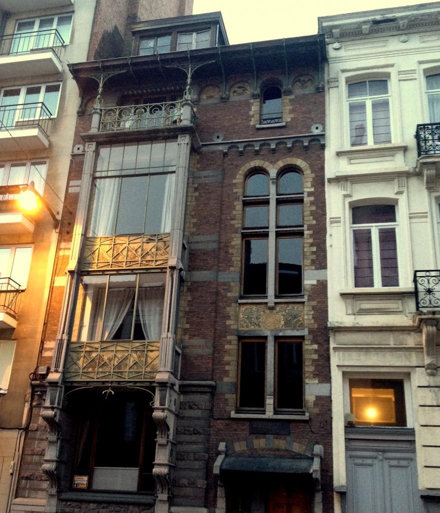 Maison Hankar Bruxelles