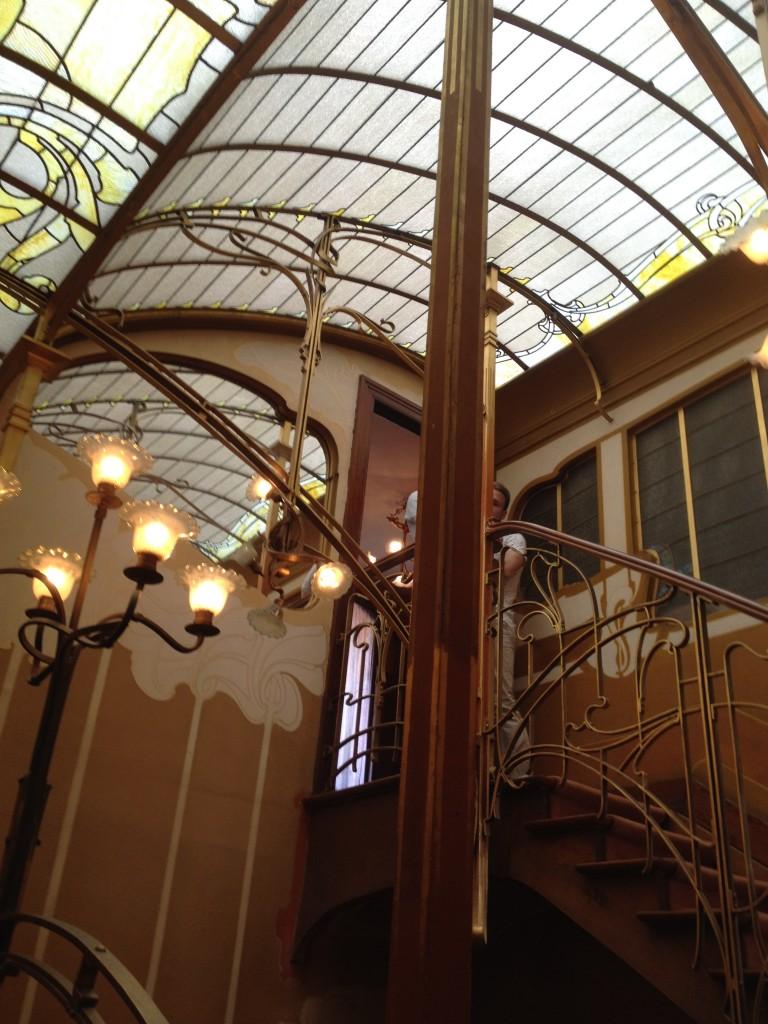 l'Hôtel Van Eetvelde