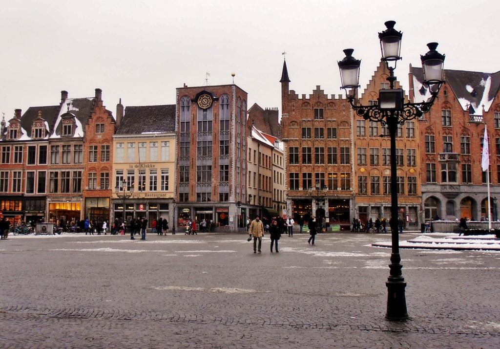 Market Place Bruges